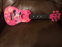 Minnie Mouse First Act Guitar