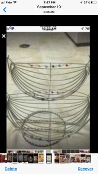 Stainless Steel Basket Will Give Extra 20% Toronto, M4A