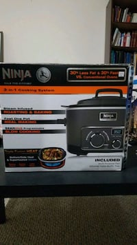 ninja 3in1 cooking system slow cooker