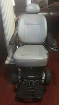 Motorized Mobility Chair   Jazzy Pride MOBILE