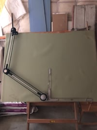 Drafting Table with machine Abbotsford
