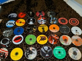 300+ CDs rap hip hop electronic