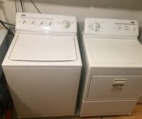 Washer and dryer  Montréal, H8P 1Y7