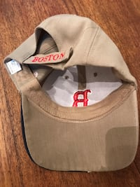 gray and red Chicago Bulls fitted cap Peabody, 01960