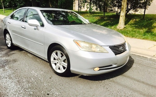 "2007 Lexus ES "" Push TO Start """