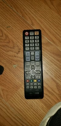 Samsung tv remote control London, N6A 1P1