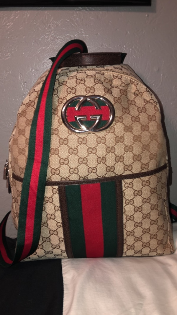 b7f079894 Used Gucci Backpack for sale in Bethel Park - letgo