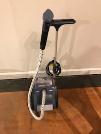black and gray canister vacuum cleaner Houston, 77090