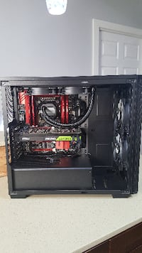 High end gaming/workstation PC