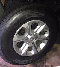 Brand new all season tires Silver Spring, 20906