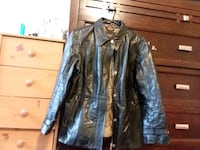Womens coach  leather jacket size 12 Temple Hills, 20748