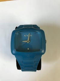 Nixon Rubber Player Watch Diamond Vaughan, L4L