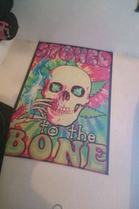 Blacklight posters