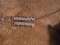 silver-colored beaded necklace Lincoln, 68502