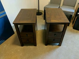 Side Tables (Set of Two)
