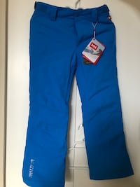 Brand new with tag girl junior snow-pant 12 yr-old New Westminster, V3M