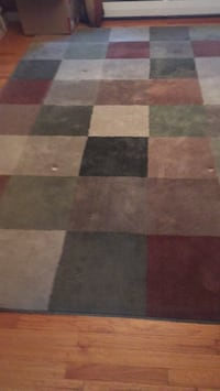 brown and black area rug North Haven, 06473