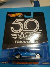 Hot wheels 50th favourites Datsun Bluebird Wagon Richmond Hill, L4S 2C5