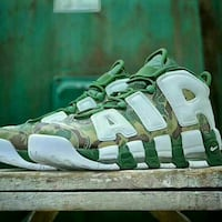 NIKE AIR UPTEMPO PIPPEN CAMOUFLAGE WHITE 921948