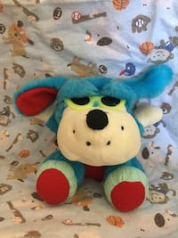 blue dog character plush toy Henderson, 89002
