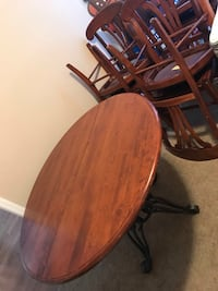 Dining room table 6chairs Clarksville, 37043