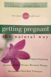 """Getting Pregnant the Natural Way"""