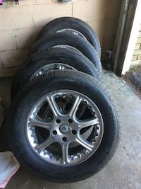 Tires for Monte Carlo