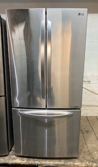 Beutiful LG French door fridge  Toronto, M6H 4C8