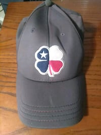 black and white Under Armour cap Red Oak, 75154