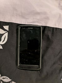 black android smartphone with case Cambridge, N1R 3A8