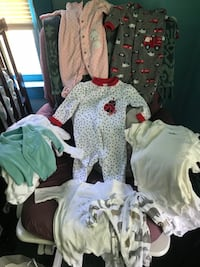Huge NEW BABY clothes lot Niceville, 32578
