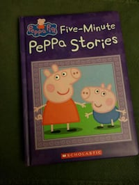Five Minute Peppa Stories (hardcover) Toronto, M5T 2Z8