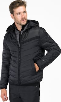 Mens winter jacket Brand new Large 3729 km