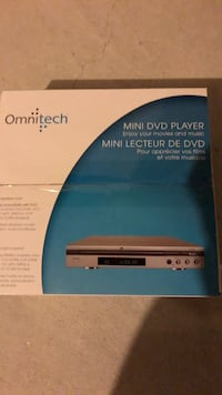 New Mini DVD Player Vaughan, L6A 4H3