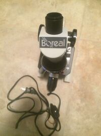 Boreal Microscope 40x Zoom w/Attachment Brand New Maryland, 20746