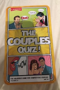 The couples Quiz