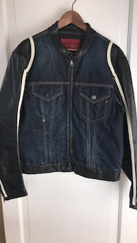 Replay jeans jacket size L