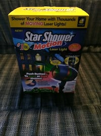 star shower motion laser light  Georgetown, 40324