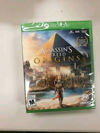 Assassin's Creed Origins Sealed Xbox one + more Mississauga