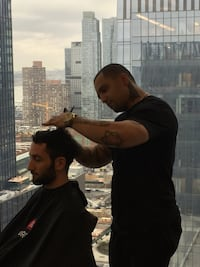 Mobile Barber Services New York