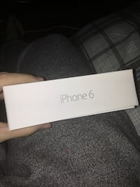 iPhone 6 new with box