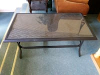 Glass Top Coffee Table Palm Harbor, 34683