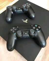 PS4 Pro For Sale  Memory: 8GB GDDR5  Frequency: 5500 MHz [7] System Me London, N6C 5H4