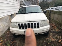 2002 Jeep Grand Cherokee Sport Arlington