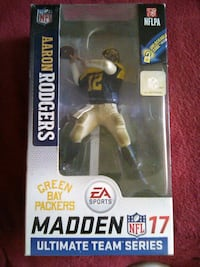 Aaron Rodgers Madden NFL 17 Ultimate Team Series F Albuquerque, 87123