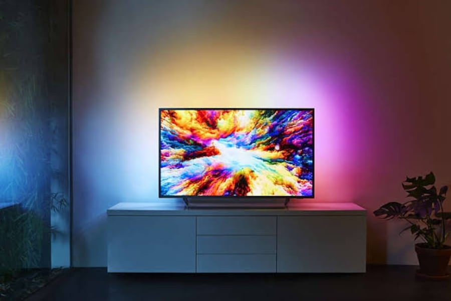 PHILIPS 4K Ultra HD Ultra ince  55 inch 140 Ekran Android Televizyon 4b537d26-a2d2-4d40-aa22-6420a91971f0