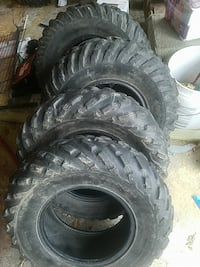 atv Dunlap tires. 25x8x12 and 25x10x12 Winchester, 22601