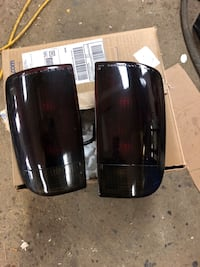 Chevy blazer tail light tinted Justice, 60458