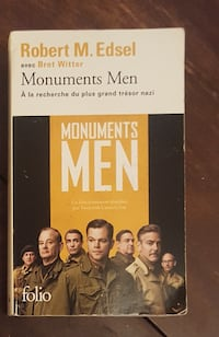Monuments Men par Robert M. Edsel livre