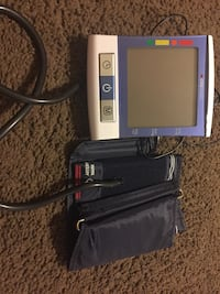 Blood pressure monitor new  Temple, 76504